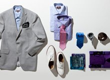 Rue Trunk Show Men's Suiting Edition