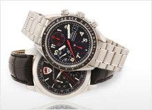Most Coveted Watches by Omega & More