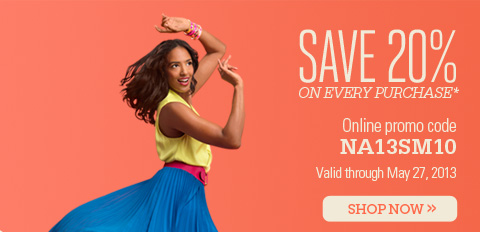 SAVE ON EVERY PURCHASE*