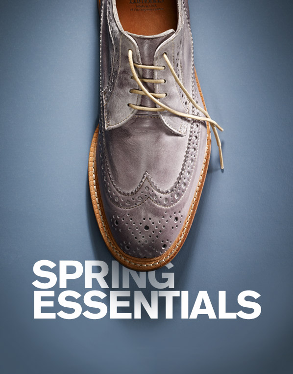 SPRING ESSENTIALS