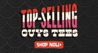 Top Selling Guys Tees - Shop Now
