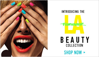 Forever LA Beauty Collection - Shop Now