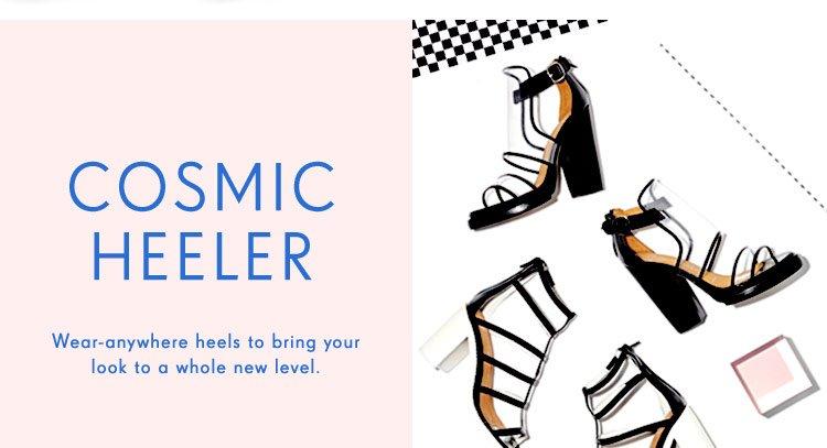 Cosmic Heeler