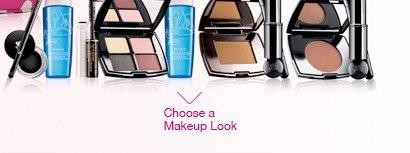 Choose a Makeup Look