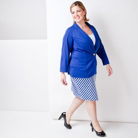 Polished Look: Plus-Size Sets