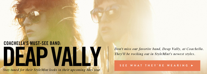 Coachella's Must-See Band: Deap Vally