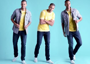 Summer Staples featuring Perry Ellis, Guess, Superfly & more