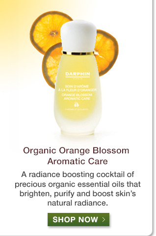 Organic Orange Blossom Aromatic Care