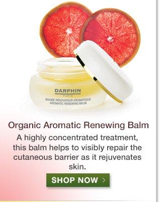 Organic Aromatic Renewing Balm