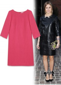 This Season's Chic Dress Shape? Classic, Ladylike Shifts