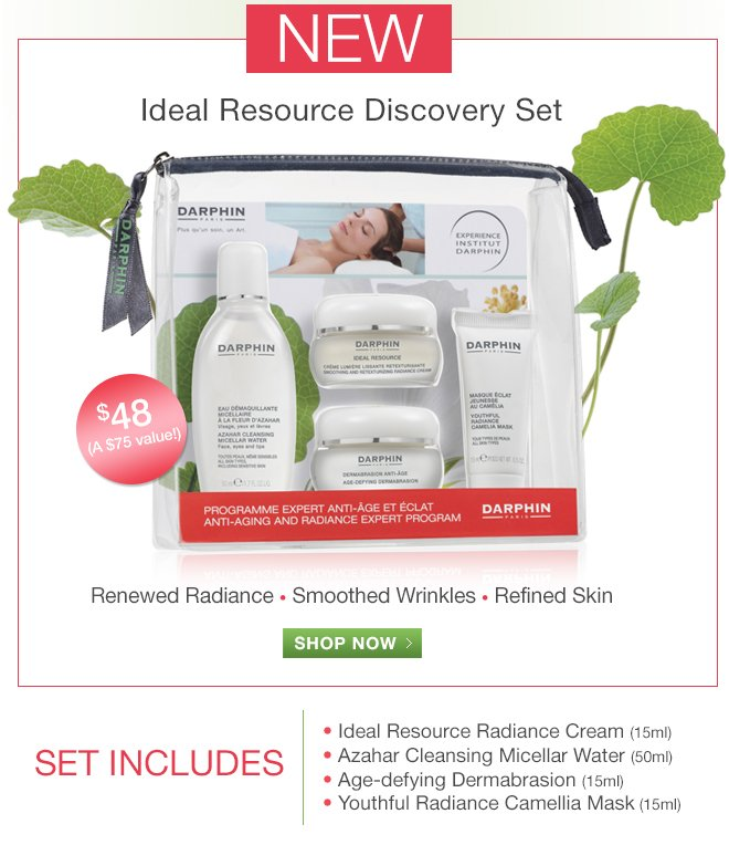 NEW Ideal Resource Discovery Set