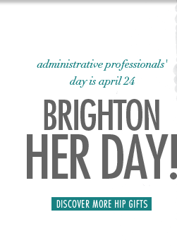 Brighton Her Day - Discover More Hip Gifts