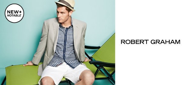 NEW + NOTABLE: ROBERT GRAHAM, Event Ends April 23, 9:00 AM PT >