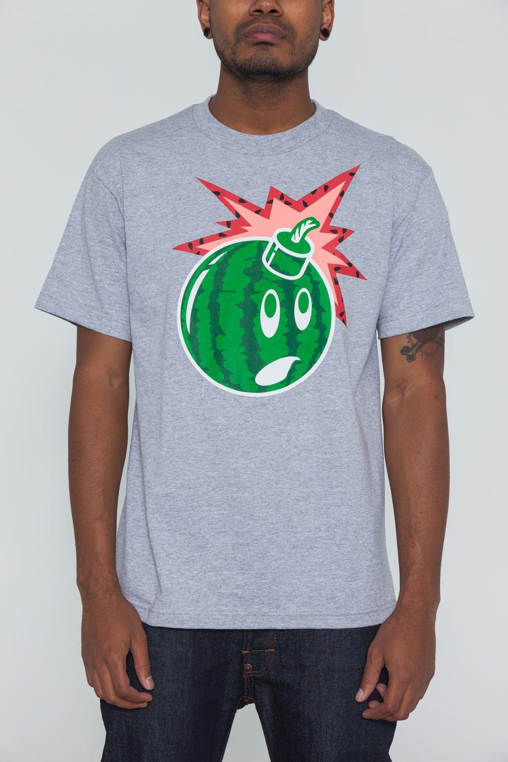 Watermelon Adam T-Shirt