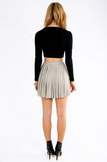 Chilton Pleated Skirt $28