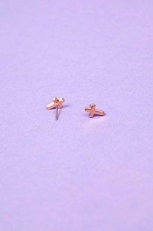 Little Faith Earrings $2