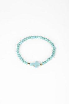 Cross It Dot It Bracelet $3