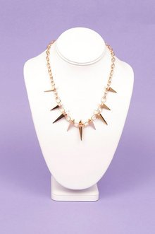 Spiked Necklace $9