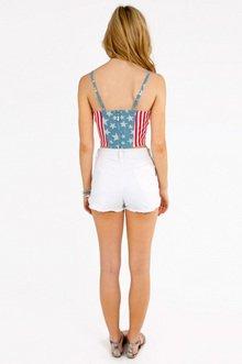 American Beauty Bustier $26
