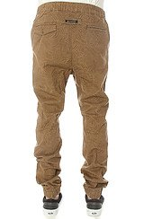 The Sureshot Chino Pants in Camel Floral