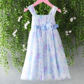 Flowers in Bloom: Girls' Dresses