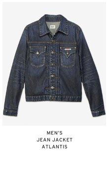 Men's Jean Jacket Atlantis