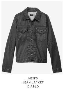 Men's Jean Jacket Diablo