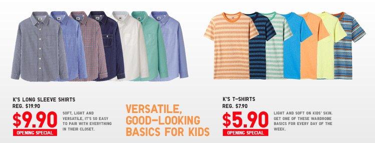 KIDS BASICS