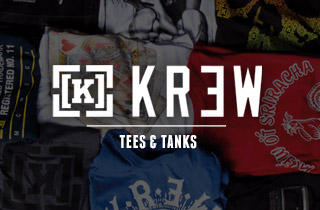KR3W: Tees & Tanks