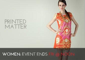 FANCY PRINTS EVENT - WOMEN