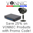Vonnic - Save 25% on Vonnic products with promo code