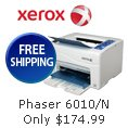 Xerox - Phaser 6010/N Only $174.99