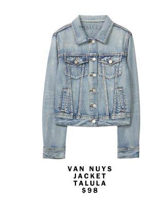 Van Nuys Jacket