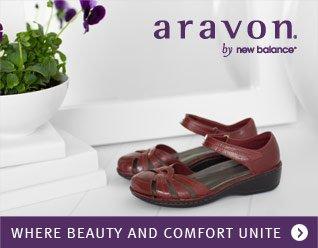 Aravon - Where Beauty and Comfort Unite