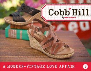 Cobb Hill - A Modern-Vintage Love Affair