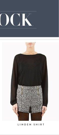 Linden Shirt