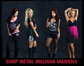 Metal Mulisha Maiden Sale Items