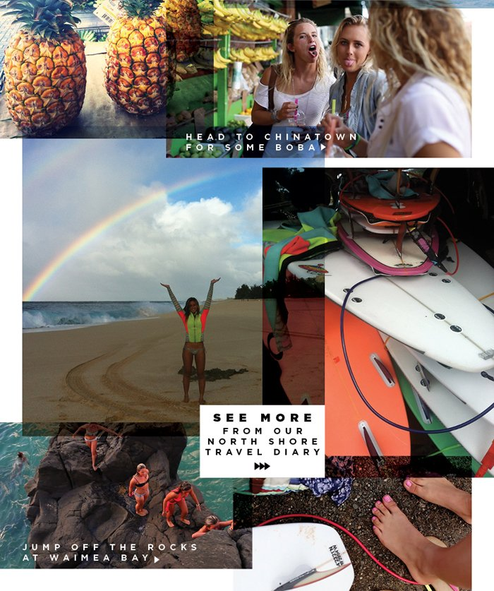 See More From Our North Shore Travel Diary