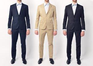Dolce & Gabbana and Pierre Balmain: Shirts & Suits