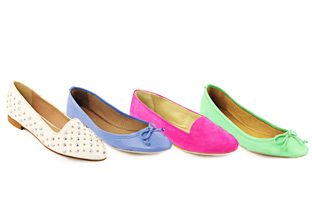 Italian Summer Shoes by Eye Brand