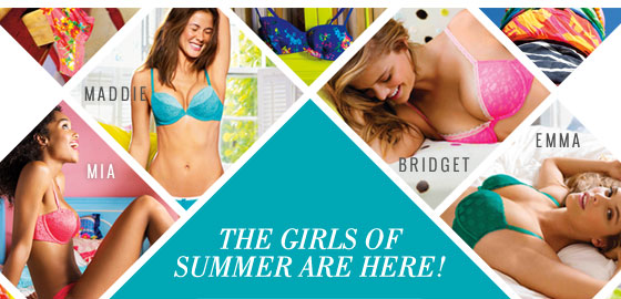 The Girls Of Summer Are Here!