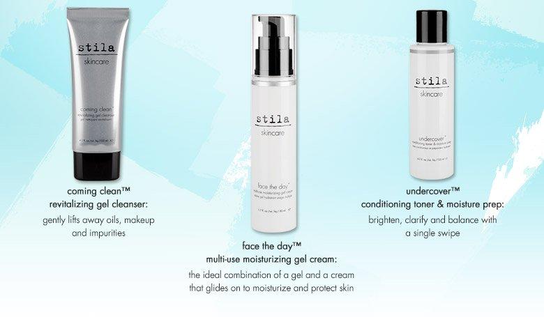 skincare stila products