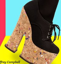 fredflare.com... Jeffrey Campbell... 100 new items