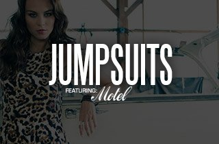 Jumpsuits! Ft. New Motel