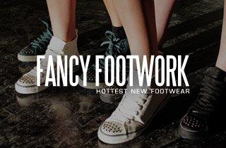 Fancy Footwork!
