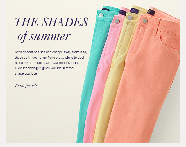 the shades of summer