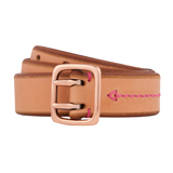 Tan Leather Joplin Hip Belt