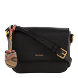 Black Cross-Body Bag