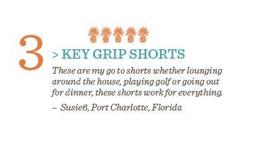 Key Grip Shorts