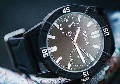 Shop Sleek New Watches by Breda